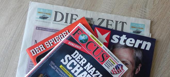 Abo-Check: Was kosten die Abonnements von Wochenzeitungen und Zeitschriften?