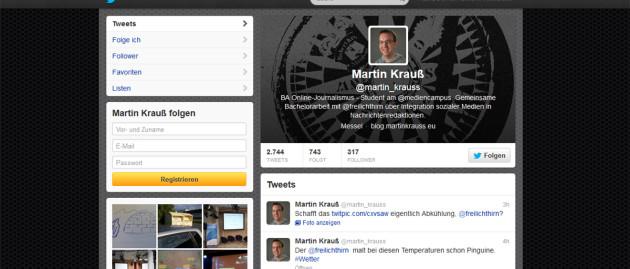 Social Media: Warum Twitter doch Sinn macht